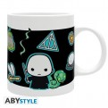 ABYMUG759 - HARRY POTTER - TAZZA 320ML CHIBI VOLDEMORT