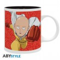ABYMUG796 - ONE PUNCH MAN - TAZZA 320ML - SAITAMA & S CLASS HEROES