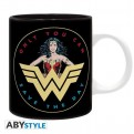 ABYMUG799 - DC COMICS - TAZZA 320ML - RETRO WONDER WOMAN