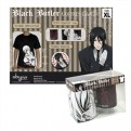 ABYPCK028M - BLACK BUTLER - GIFT BOX - T-SHIRT SIMPLE BUTLER M + TAZZA + SPILLA