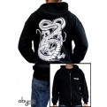 ABYSWE008L - FELPA - DRAGON BALL - SHENRON BLACK L