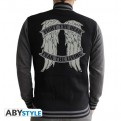ABYSWE036S - THE WALKING DEAD - TEDDY UOMO - ANGEL WINGS - S