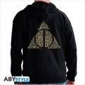 ABYSWE051L - FELPA - HARRY POTTER - DEATHLY HALLOWS - L