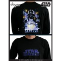 ABYTEX079XL - T-SHIRT UOMO RULE THE GALAXY  XL