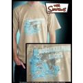 ABYTEX093XL - T-SHIRT SIMPSONS HOUSEKEEPING SUCKS XL