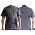 ABYTEX183S - T-SHIRT - LORD OF THE RINGS - ARAGORN - S