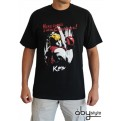ABYTEX192L - T-SHIRT - STREET FIGHTER - KEN - L