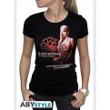 ABYTEX249L - T-SHIRT DONNA - GAME OF THRONES - MOTHER OF DRAGONS L