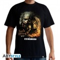 ABYTEX349L - T-SHIRT - THE WALKING DEAD - GOD FORGIVE US L