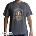 ABYTEX376S - T-SHIRT - FANTASTIC BEASTS - SUITCASE - S