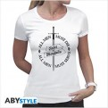 ABYTEX436M - T-SHIRT - GAME OF THRONES - VALAR MORGHULIS M