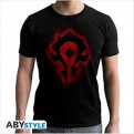 ABYTEX441L - T-SHIRT - WORLD OF WARCRAFT - HORDE - L