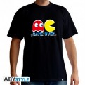 ABYTEX444L - T-SHIRT - PAC MAN - GAME OVER - L