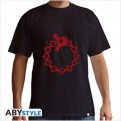 ABYTEX449 - THE SEVEN DEADLY SINS - T-SHIRT EMBLEMS XL