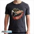 ABYTEX453XL - T-SHIRT - OVERWATCH - ROADHOG - XL