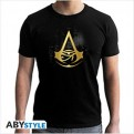 ABYTEX460 - ASSASSIN'S CREED - T-SHIRT GOLDEN CREST XXL