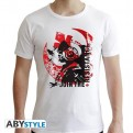 ABYTEX464 - STAR WARS THE LAST JEDI - T-SHIRT XWING PILOT WHITE XL