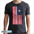 ABYTEX480 - T-SHIRT UOMO FAR CRY - FLAG - DARK GREY L