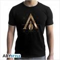 ABYTEX522 - ASSASSIN'S CREED - T-SHIRT CREST ODYSSEY S