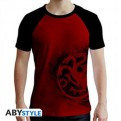 ABYTEX535L - T-SHIRT UOMO - GAME OF THRONES - TARGARYEN L