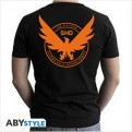 ABYTEX540L - THE DIVISION - T-SHIRT EMBLEM - L