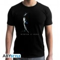 ABYTEX546S - T-SHIRT UOMO - GAME OF THRONES - NIGHT KING S