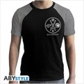 ABYTEX554M - T-SHIRT UOMO - GAME OF THRONES - THRONE WAR M