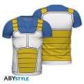ABYTEX560M - T-SHIRT UOMO - DRAGON BALL - VEGETA M