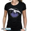 ABYTEX591M - T-SHIRT DONNA - HARRY POTTER - HEDWING M