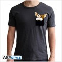 ABYTEX600XL - T-SHIRT UOMO - GREMLINS - POCKET GIZMO XL
