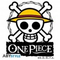 ABYVER001 - ONE PIECE - BICCHIERE SKULL LUFFY SET 2 PZ
