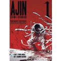 AJIN-DEMI HUMAN 1 - VARIANT COVER LIMITED EDITION