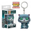 ALICE IN WONDERLAND - POP FUNKO VINYL KEYCHAIN CHESHIRE CAT 4 CM