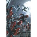 AMAZING SPIDER-MAN 14 - ALL NEW MARVEL NOW - COVER VARIANT FX COMPONIBILE DELL'OTTO