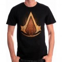 ASSASSIN'S CREED - TS003 - T-SHIRT INSIGNIA WOOD S