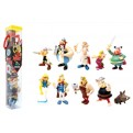 ASTERIX - MINI FIGURES - 10 PACK 6CM