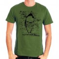 ATTACK ON TITAN - TS015 - T-SHIRT BRAKING THE WALL M