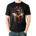AVENGERS ENDGAME - T-SHIRT - MOVIE SPLATTER - L