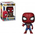 AVENGERS INFINITY WAR - POP FUNKO VINYL FIGURE 287 IRON SPIDER