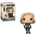 AVENGERS INFINITY WAR - POP FUNKO VINYL FIGURE 295 BLACK WIDOW