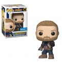 AVENGERS INFINITY WAR - POP FUNKO VINYL FIGURE 299 CAPTAIN AMERICA EXCLUSIVE 9CM