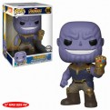 AVENGERS INFINITY WAR - POP FUNKO VINYL FIGURE 308 THANOS EXCLUSIVE 25CM