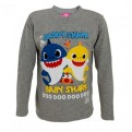 BABY SHARK - LONGSLEEVE T-SHIRT - BABY SHARK AND DADDY SHARK 4-5 YEARS