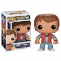 BACK TO THE FUTURE - POP FUNKO VINYL FIGURE 49 MARTY MCFLY 10 CM