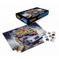 BACK TO THE FUTURE - PUZZLE - BACK TO THE FUTURE II