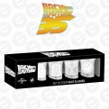 BACK TO THE FUTURE - SHOT GLASS SET (4PZ)
