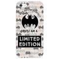 BATMAN48 - COVER IPHONE 6-6S BATMAN LIMITED EDITION OPACA