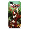 BATMAN53 - COVER IPHONE 5 HARLEY QUINN RAGE OPACA
