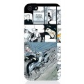 BATMAN68 - COVER IPHONE 5 MILLER COMICS MOTORBIKE