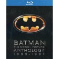 BATMAN ANTHOLOGY (4 BLU-RAY)